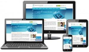Diseño web resonsive adaptado a todos los dispositivos